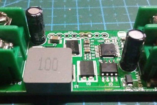 2.5A LiIon-LiPO/LA Battery Charger 2S/3S/4S/LA
