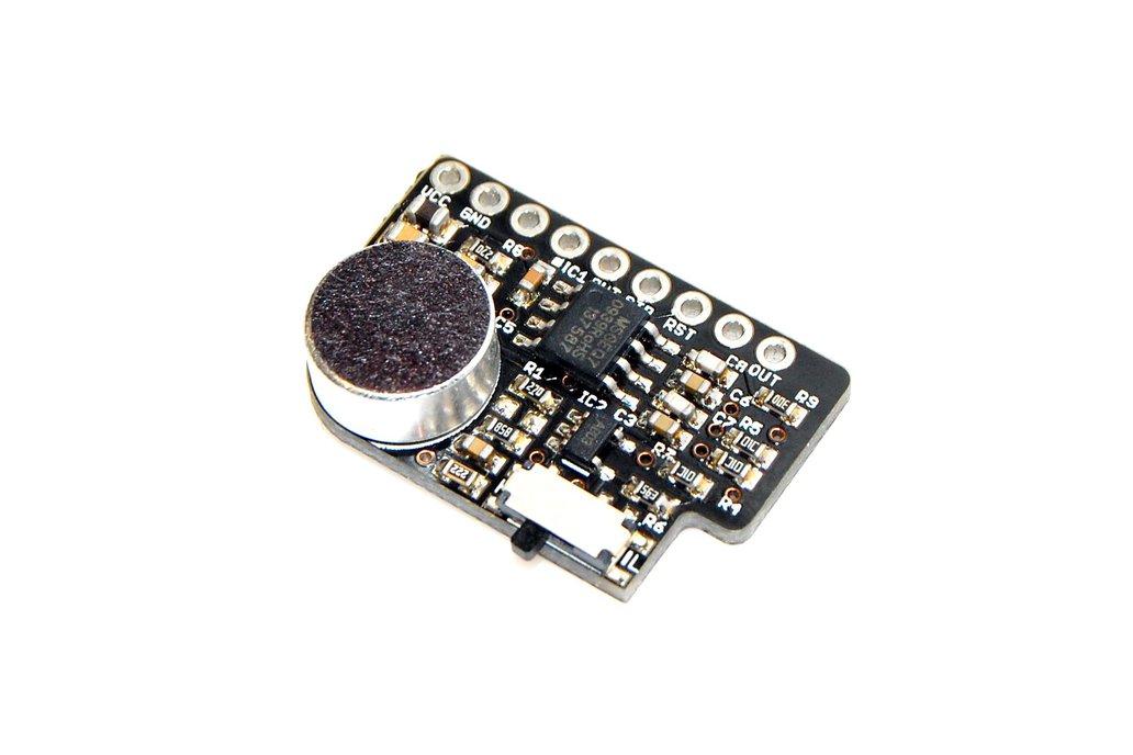 Shades Audio Sensor Mic + MSGEQ7 Spectrum Analyzer 1
