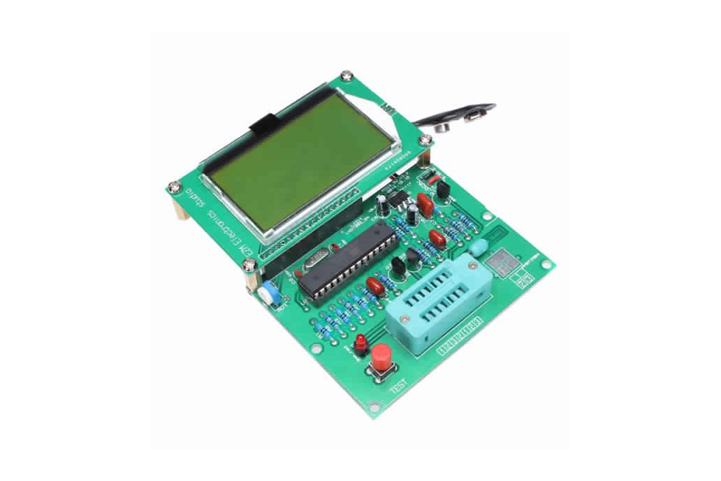 LCD Backlight Digital Transistor Tester 1
