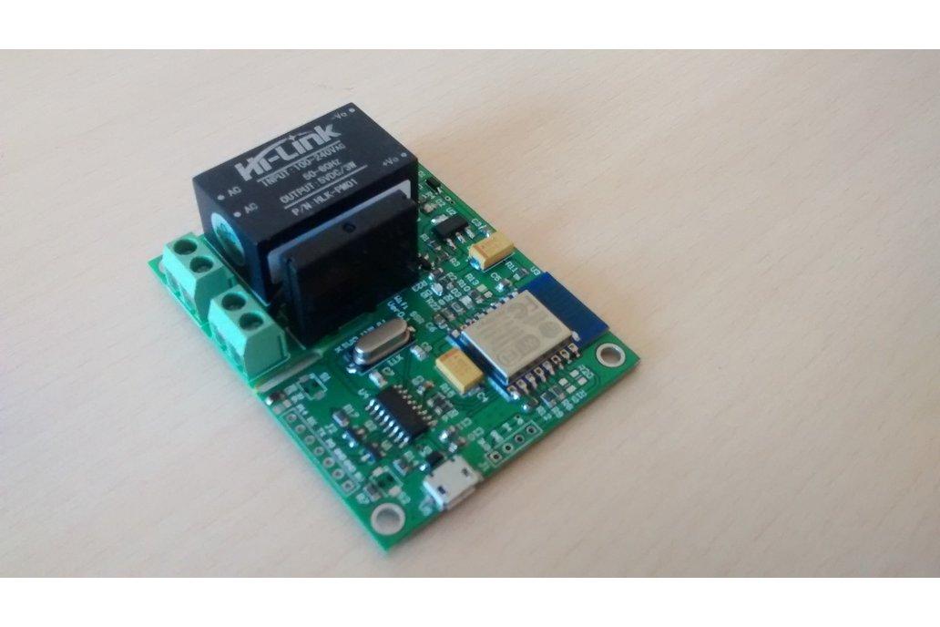 BA021:Wifi Single SSR Board 1