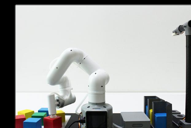 myCobot-Intelligent Warehouse Kit