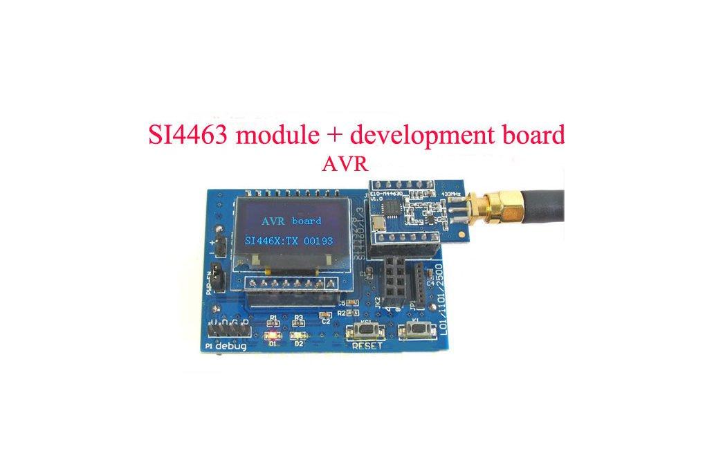 AVR development board kit
