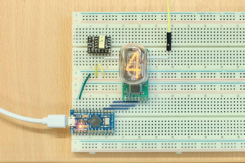 exixe: Miniture Nixie Tube Driver Modules