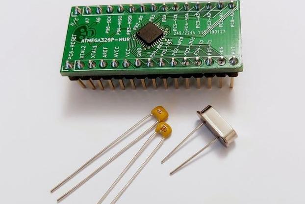ATMEGA328P Arduino - MiAU Yawn DevKit Board