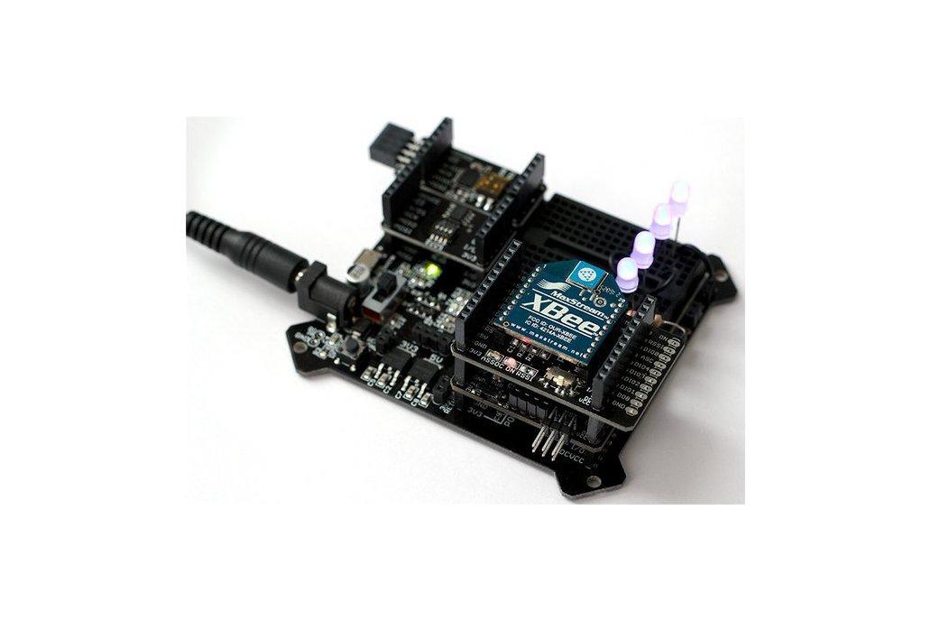 BoardX Arduino Compatible Starter Kit (ATMega328P) 2