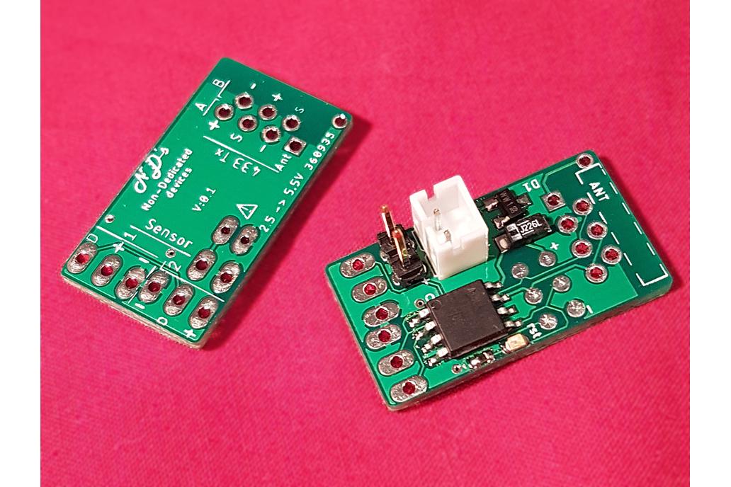 433Mhz sensor board 1