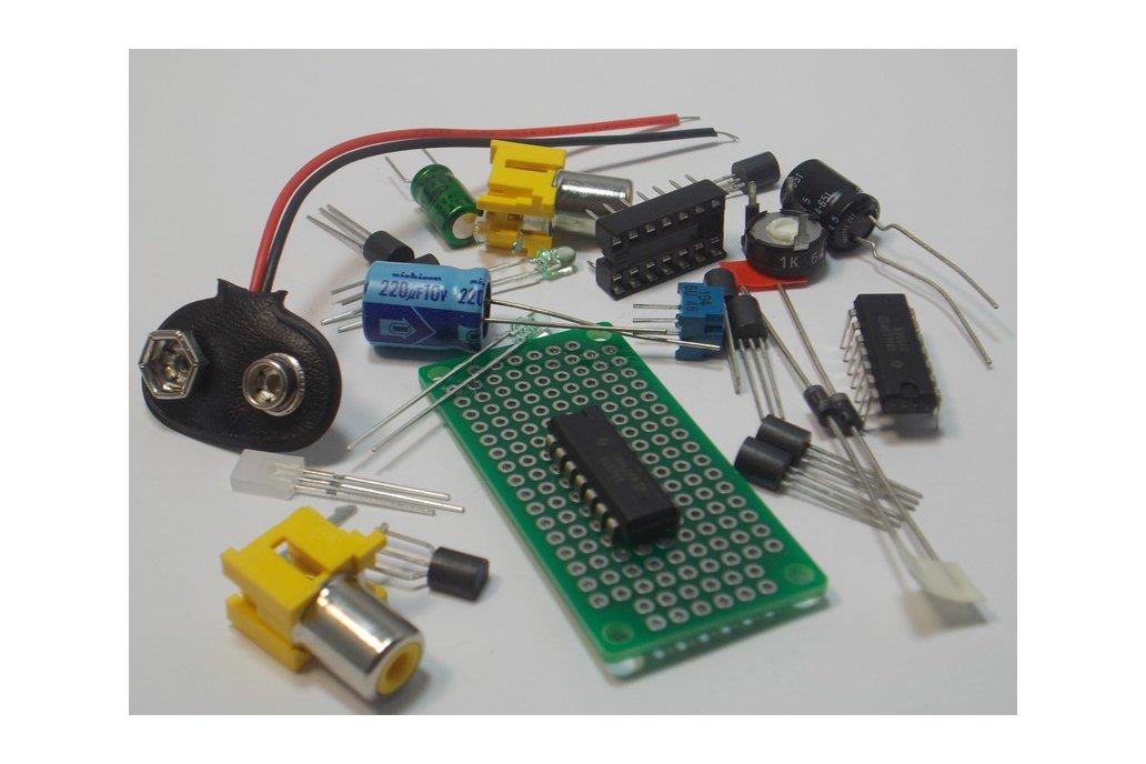 Dual Audio Pre-Amp Kit (#1425) 1