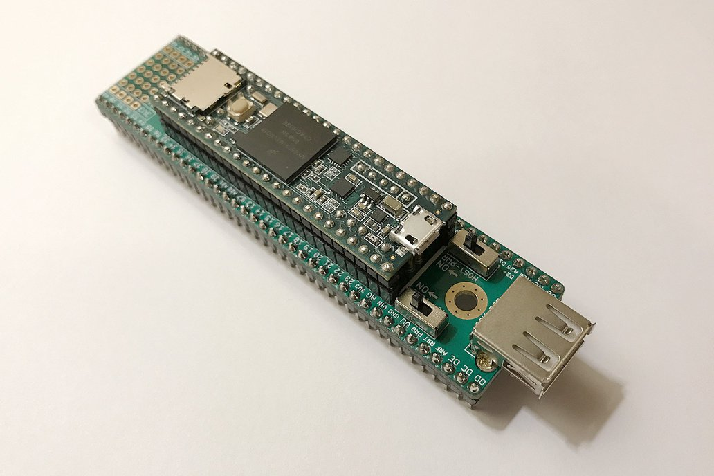 Teensy 3.5/3.6 Breakout (Revision A, Standard) 2