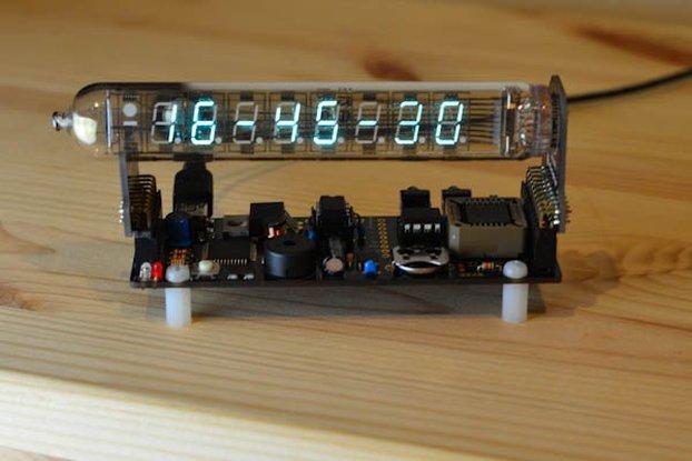 VFD Modular Clock IV-18