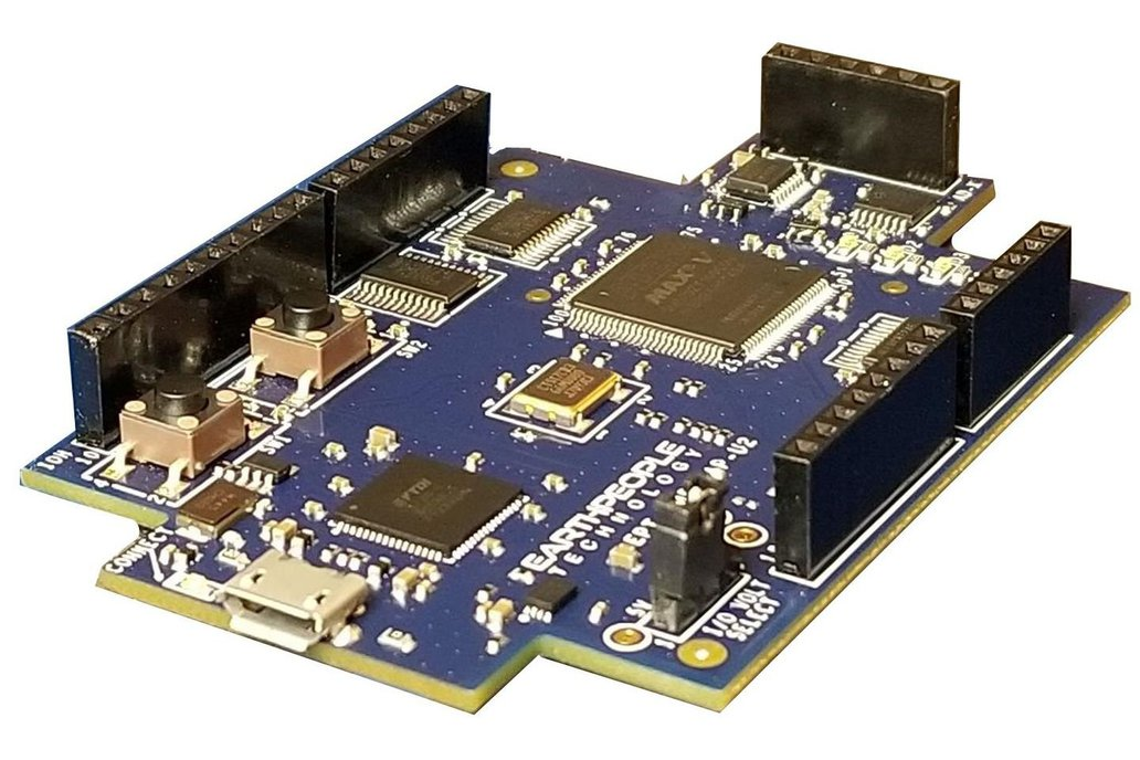 Intel/Altera 5M570 CPLD Development Kit - UnoMax 1