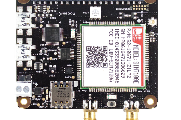 IoT Bit 4G Development Board for RPI and Similar