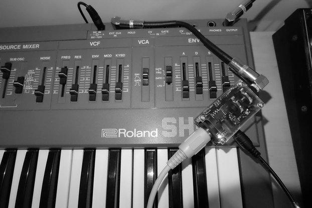 ARP sync pro Midi