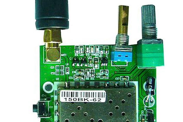 FRS_DEMO_B demo board (for 1W  VHF module)