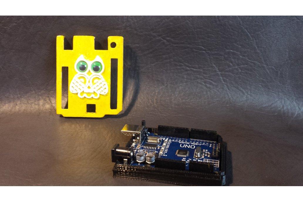 Boxed Arduino Uno 6