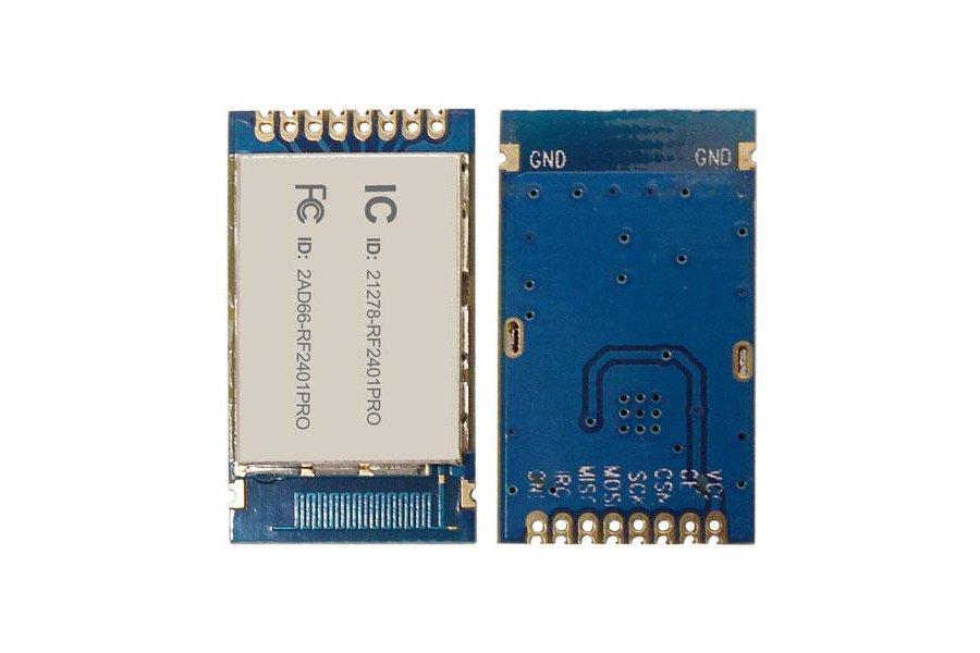 RF2401Pro 2.4G Wireless Module Nordic's nRF24L01+