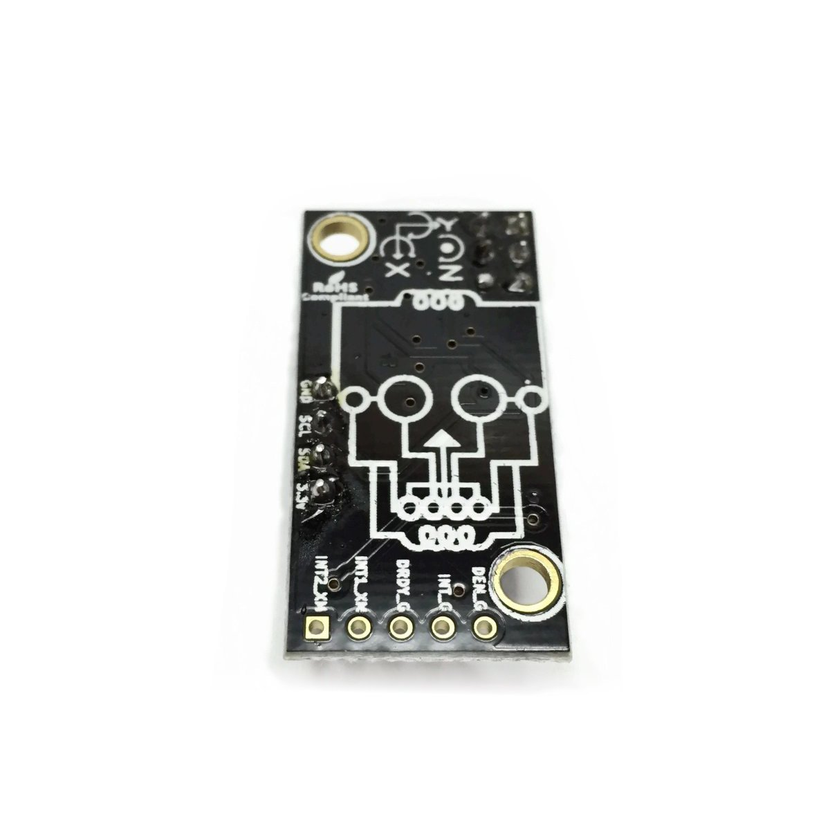 BerryIMUv2-accelerometer, gyroscope, magnetometer from