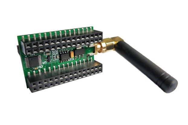 Arduino Nano radio shield  RFM69/95 or NRF24L01+