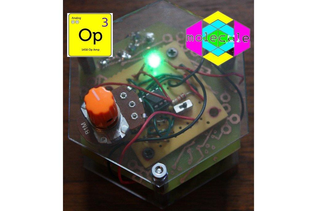 Molecule Synth: Polymer 9-Piece Set 5