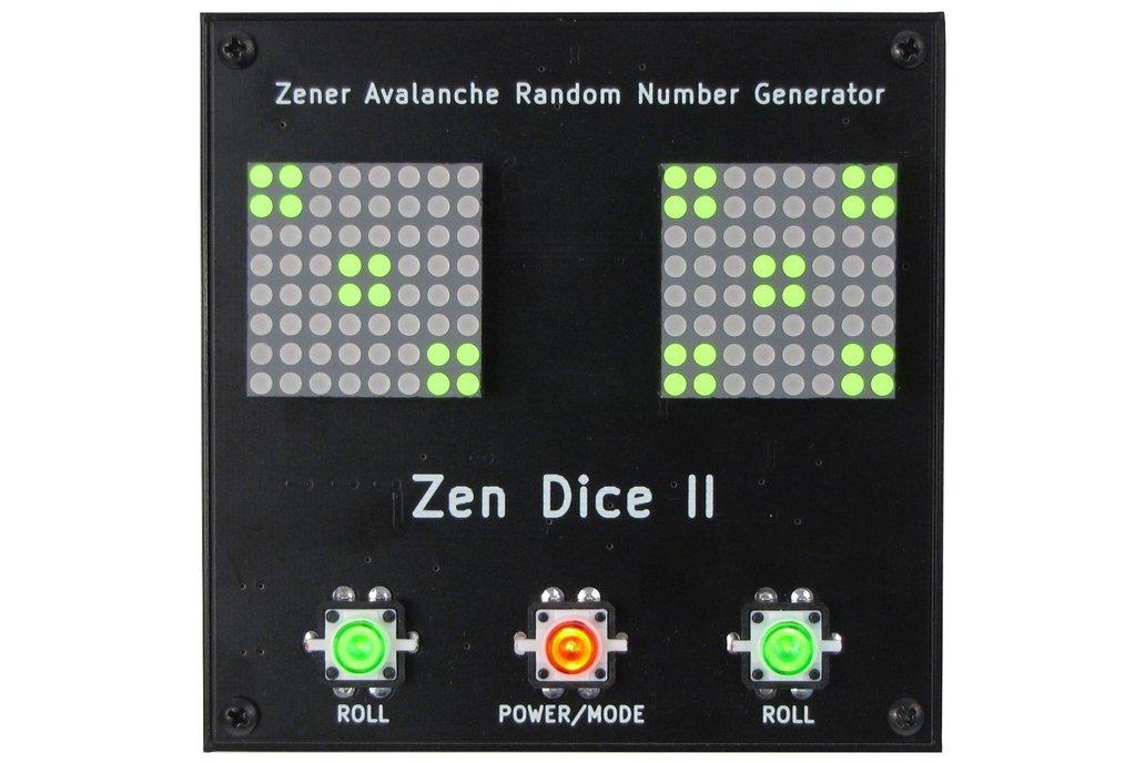 Zen Dice II 1