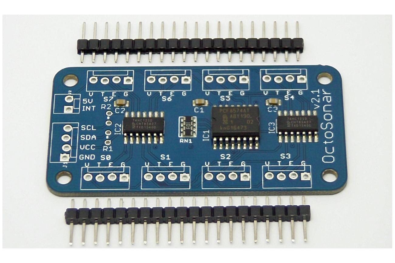how to connect hc sr04 ultrasonic sensor to arduino