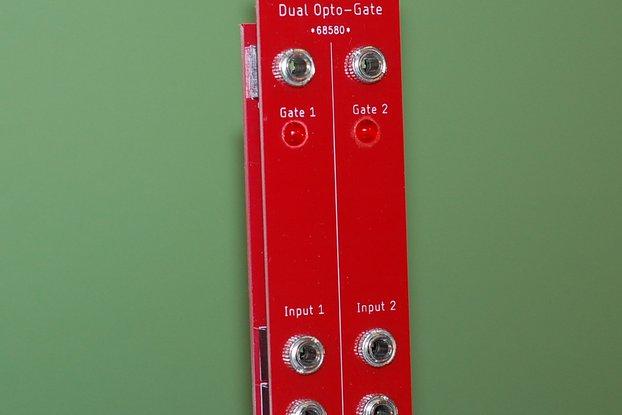 Opto-Gate Module - Eurorack