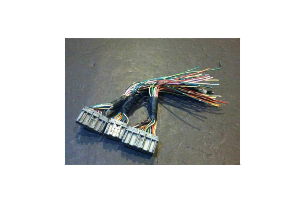 ~58 pin pigtail for the 64 pin connector 1