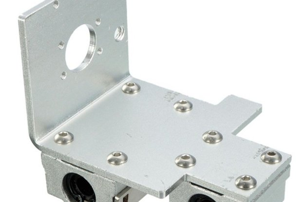 Aluminum Mounting Base For 3D Printer
