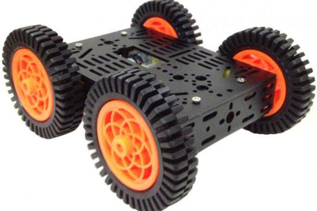 DG012-ATV 4WD Robot Chassis Kit