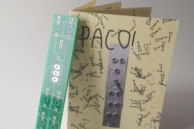 PACO! Eurorack switching module