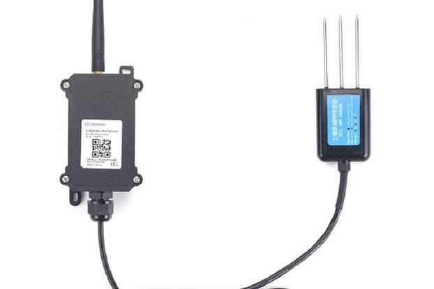 LSNPK01 -- LoRaWAN Soil NPK Sensor