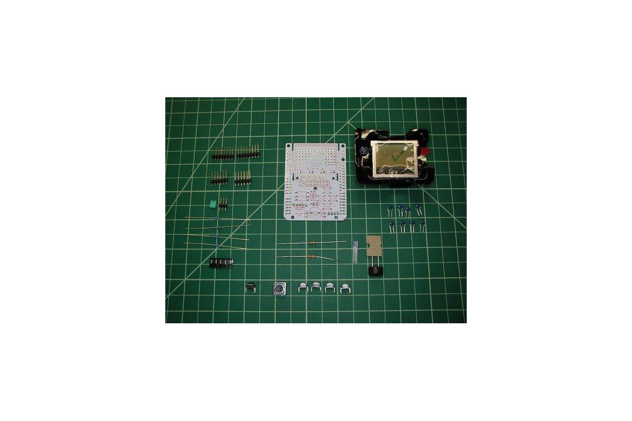 GAMBY: Arduino Retro Gaming Shield