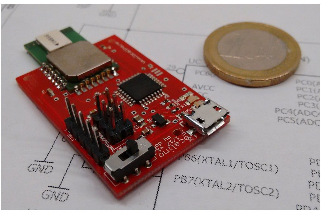 Open Source Realtime Indoor Positioning System