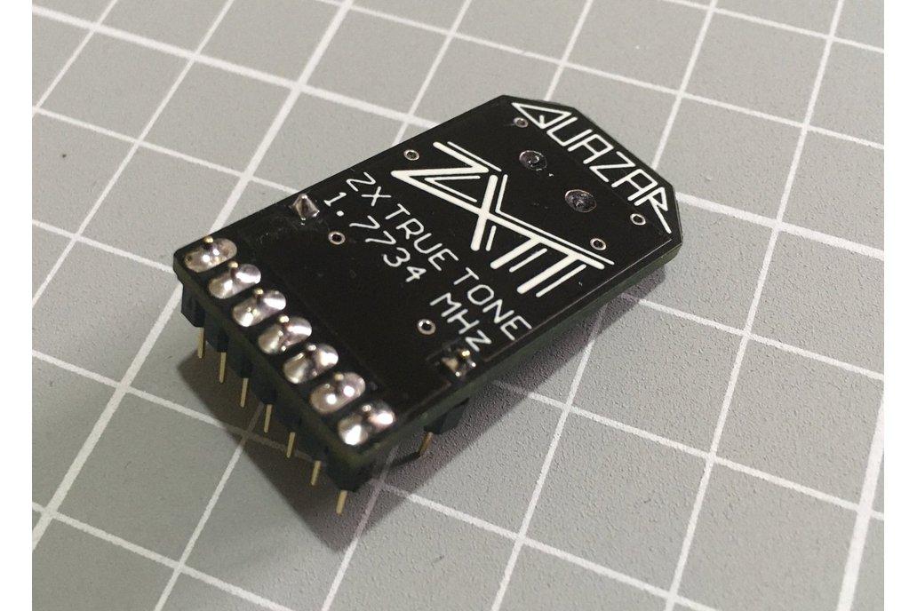 ZXTT - ZX True Tone (Add-on for RC2014 YM/AY) 1