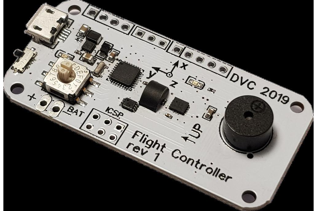 Flight Controller Rev 1 1