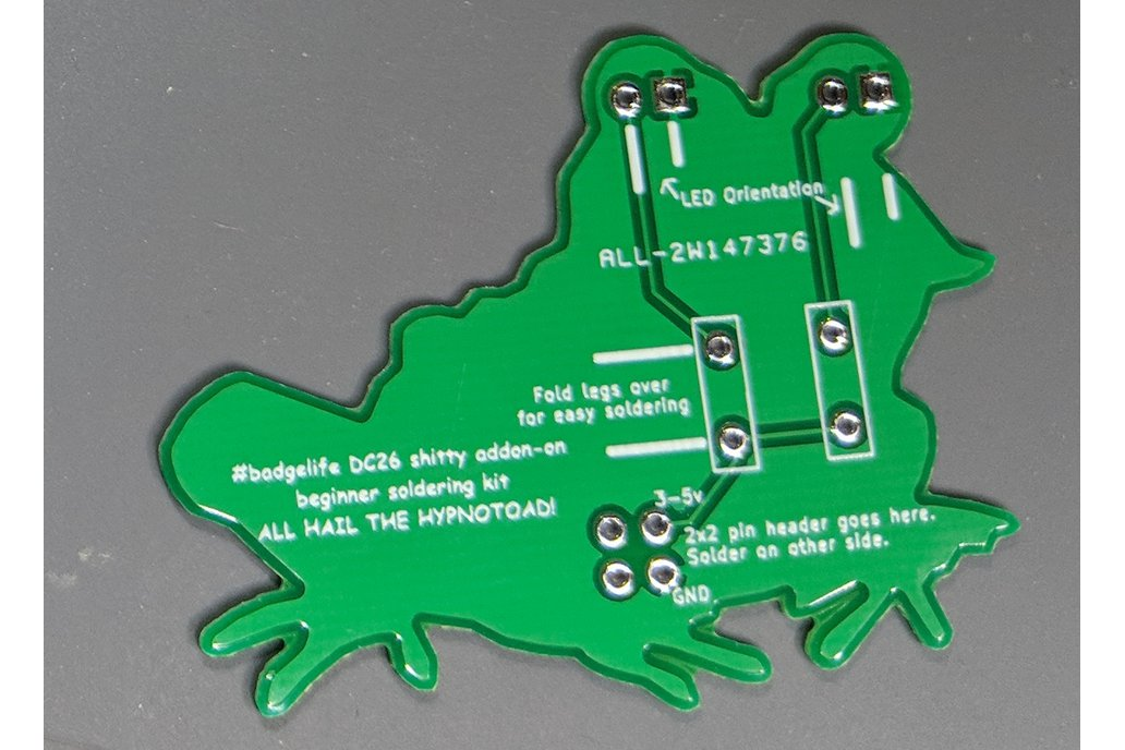 Badgelife Toad Add-On Kit 3