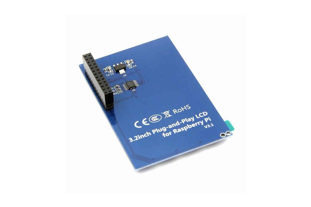 3.2 Inch TFT LCD Display Module Touch Screen 3