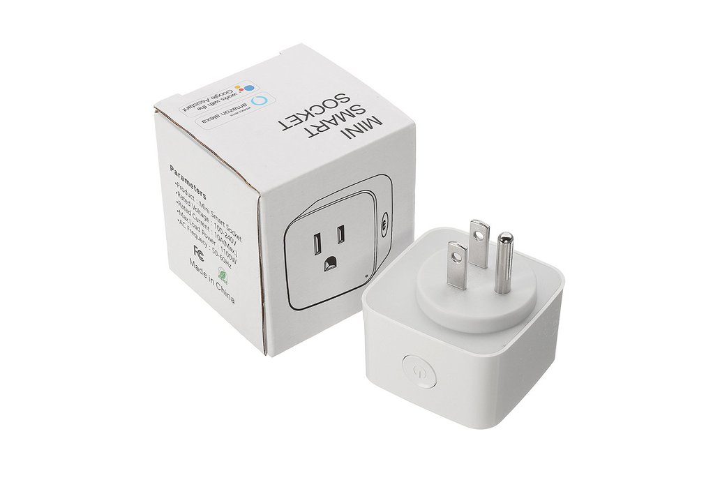 US Standard Smart WiFi Socket APP Mobile Phone 1