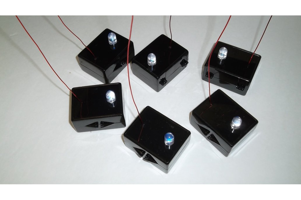 Ghost Detector Array - 6 Pieces 1