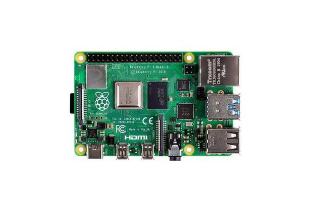 Raspberry Pi 4 Model B 2~8GB RAM