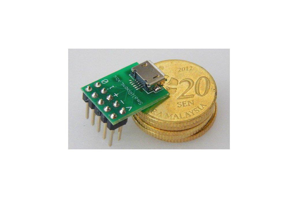 USB-micro breakout 2