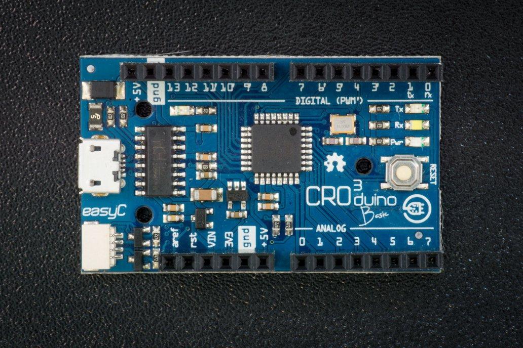 Croduino Basic3 - 100% Arduino compatible board 1
