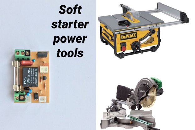 Soft Starter power tools V1.1