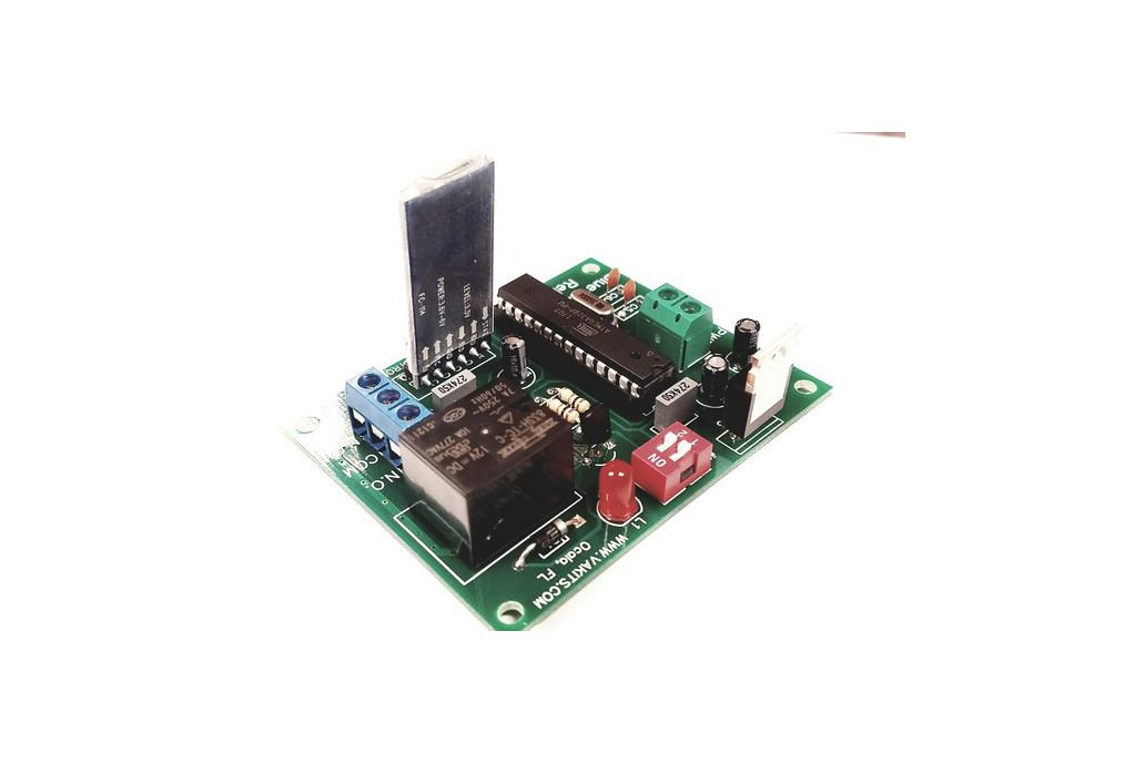 Arduino Bluetooth Relay Board Kit 3