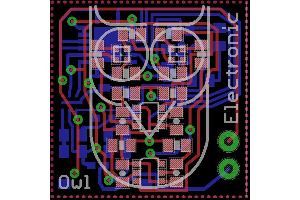 Electronic Owl 6