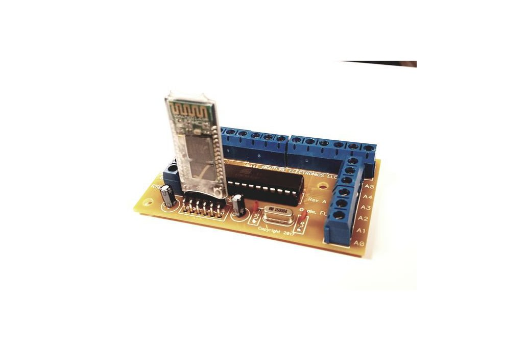 Arduino Bluetooth Breakout Board -Built & Tested 1