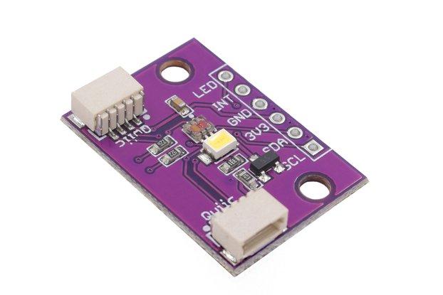 Zio Qwiic RGB Color Sensor TCS34725