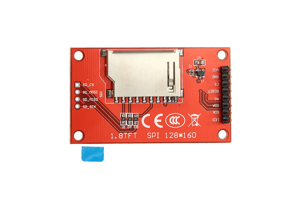 1.8 In TFT LCD Display Module  6