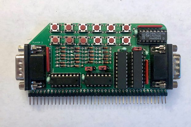 Game Controller Card Kit for RC2014