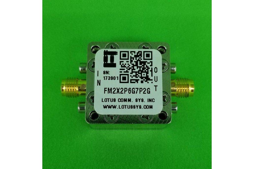 Freq. Multiplier X2 (2.6G to 7.2GHz) FM2X2P6G7P2G 1