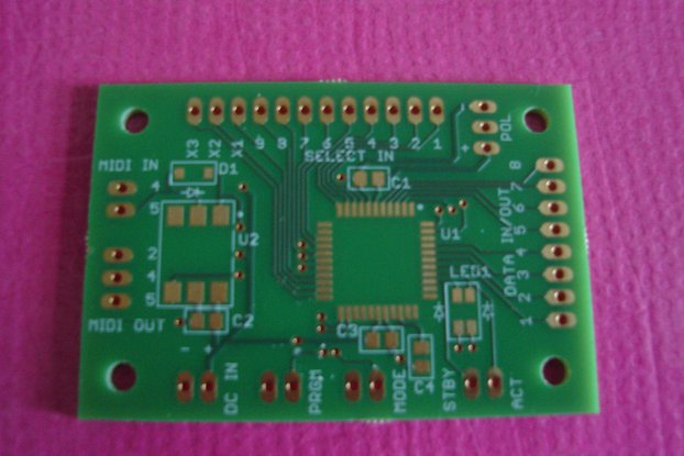 Highly Liquid UMR2 Universal Midi Retrofit Board